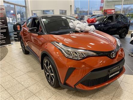 2021 Toyota C-HR XLE Premium (Stk: CHR306) in Niagara Falls - Image 1 of 15