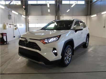 2021 Toyota RAV4 Limited (Stk: 219020) in Moose Jaw - Image 1 of 38