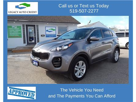 2019 Kia Sportage LX (Stk: 20183A) in Waterloo - Image 1 of 18