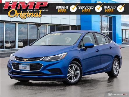 2016 Chevrolet Cruze LT Auto (Stk: 73245) in Exeter - Image 1 of 27