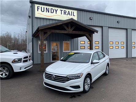 2019 Volkswagen Jetta 1.4 TSI Comfortline (Stk: 1889A) in Sussex - Image 1 of 10