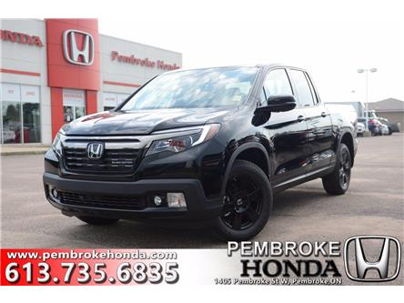 2020 Honda Ridgeline Black Edition (Stk: 20263) in Pembroke - Image 1 of 30