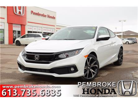 2020 Honda Civic Sport (Stk: 20302) in Pembroke - Image 1 of 26