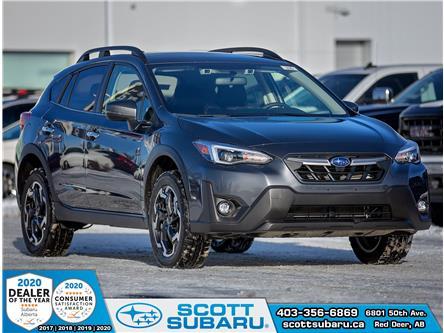 2021 Subaru Crosstrek Limited (Stk: 218454) in Red Deer - Image 1 of 24