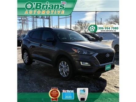 2020 Hyundai Tucson Preferred w/Trend Package (Stk: 13984A) in Saskatoon - Image 1 of 21