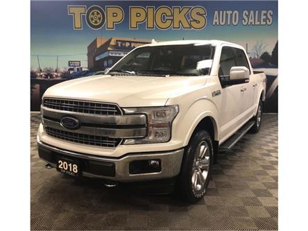 2018 Ford F-150 Lariat (Stk: C20174) in NORTH BAY - Image 1 of 30