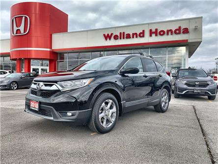 2018 Honda CR-V EX (Stk: U20420) in Welland - Image 1 of 23