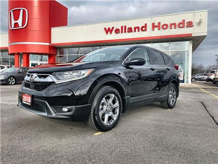 2018 Honda CR-V EX-L (Stk: U20402) in Welland - Image 1 of 23