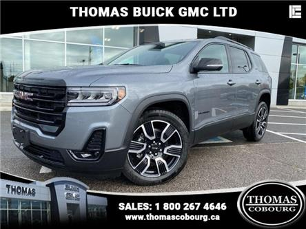 2021 GMC Acadia SLT (Stk: T07653) in Cobourg - Image 1 of 18