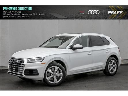 2019 Audi Q5 45 Progressiv (Stk: C7941) in Vaughan - Image 1 of 22