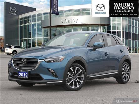 2019 Mazda CX-3 GT (Stk: 210222A) in Whitby - Image 1 of 27