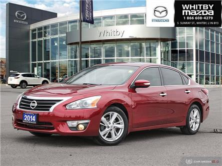 2014 Nissan Altima 2.5 (Stk: 210213A) in Whitby - Image 1 of 27