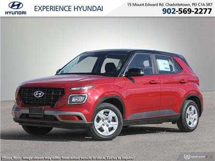 2021 Hyundai Venue Essential w/Two-Tone (Stk: N1094) in Charlottetown - Image 1 of 23