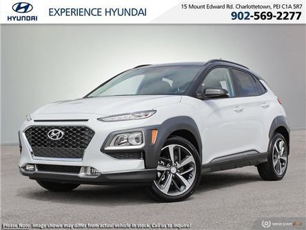 2021 Hyundai Kona 1.6T Trend w/Two-Tone Roof (Stk: N1095) in Charlottetown - Image 1 of 23