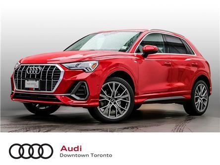 2019 Audi Q3 2.0T Technik (Stk: P4078) in Toronto - Image 1 of 28