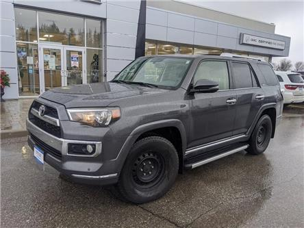 2016 Toyota 4Runner SR5 (Stk: B10165) in Orangeville - Image 1 of 21