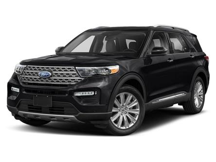 2021 Ford Explorer XLT (Stk: EX21-44471) in Burlington - Image 1 of 9