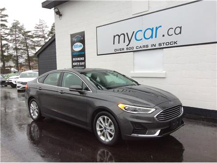 2019 Ford Fusion Hybrid SEL (Stk: 201241) in Ottawa - Image 1 of 22