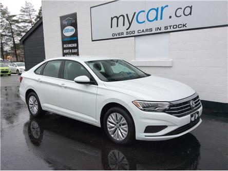 2019 Volkswagen Jetta 1.4 TSI Comfortline (Stk: 201188) in North Bay - Image 1 of 21