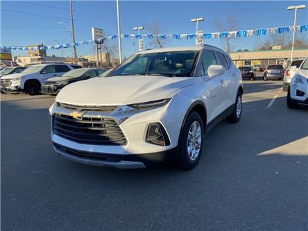 2021 Chevrolet BLAZER TRUE NORTH AWD 1NR26 (Stk: M128) in Thunder Bay - Image 1 of 20