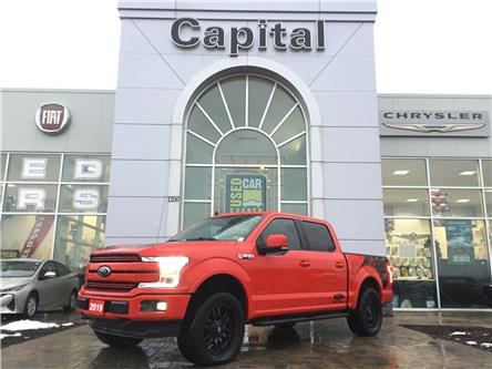 2019 Ford F-150 Lariat (Stk: L00712A) in Kanata - Image 1 of 25