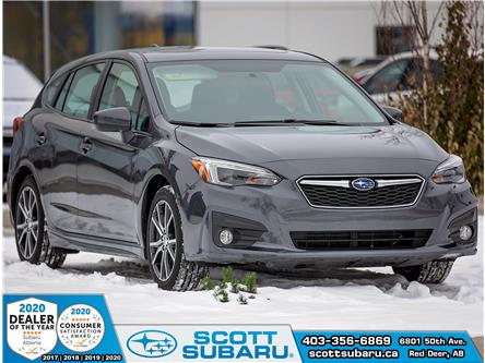 2019 Subaru Impreza Sport (Stk: SS0413) in Red Deer - Image 1 of 17