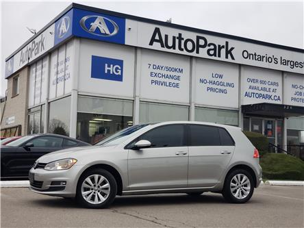2016 Volkswagen Golf  (Stk: 16-49012) in Brampton - Image 1 of 22