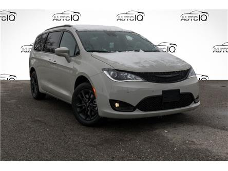 2020 Chrysler Pacifica Launch Edition (Stk: 34587) in Barrie - Image 1 of 28