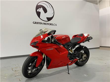 2009 Ducati 1198  (Stk: 1377) in Halifax - Image 1 of 10