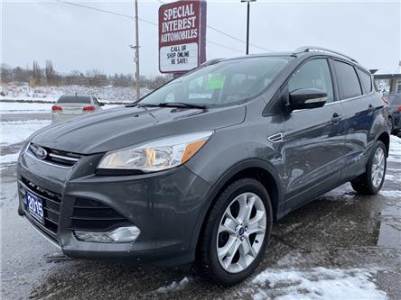 2015 Ford Escape Titanium (Stk: C08269) in Cambridge - Image 1 of 22