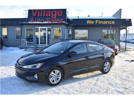 2019 Hyundai Elantra Luxury (Stk: P38096) in Saskatoon - Image 1 of 19