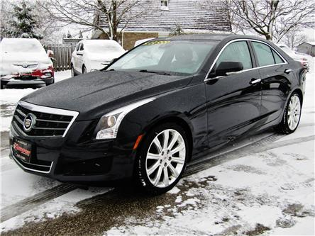 2013 Cadillac ATS 2.5L Luxury (Stk: 1690A) in Orangeville - Image 1 of 27