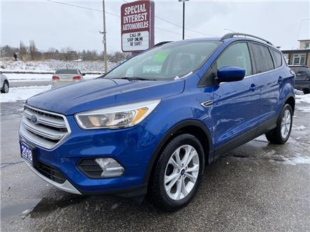 2018 Ford Escape SE (Stk: A37823) in Cambridge - Image 1 of 22
