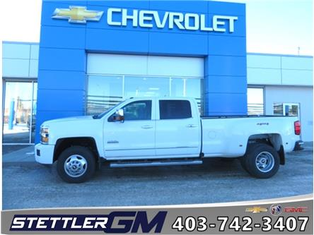 2016 Chevrolet Silverado 3500HD High Country (Stk: 20103A) in STETTLER - Image 1 of 19
