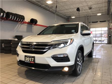 2017 Honda Pilot Touring (Stk: 21-011A) in Stouffville - Image 1 of 21