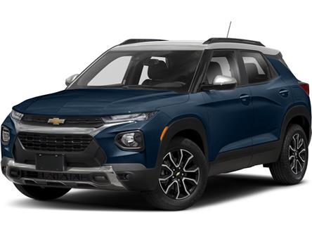 2021 Chevrolet TrailBlazer ACTIV (Stk: F-ZCTGTJ) in Oshawa - Image 1 of 5