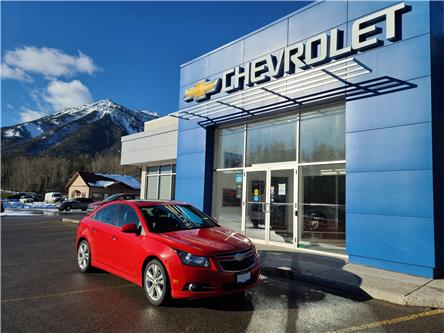 2014 Chevrolet Cruze LTZ (Stk: 70863L) in Fernie - Image 1 of 12