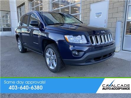 2012 Jeep Compass Limited (Stk: 61270) in Calgary - Image 1 of 19