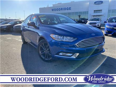 2018 Ford Fusion SE (Stk: 17661) in Calgary - Image 1 of 22