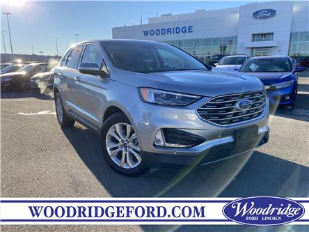 2020 Ford Edge Titanium (Stk: 17676) in Calgary - Image 1 of 24