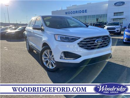 2020 Ford Edge Titanium (Stk: 17681) in Calgary - Image 1 of 24