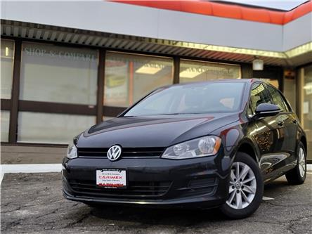 2016 Volkswagen Golf 1.8 TSI Comfortline (Stk: 2011339) in Waterloo - Image 1 of 20