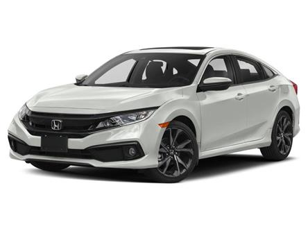 2021 Honda Civic Sport (Stk: 21030) in Steinbach - Image 1 of 9