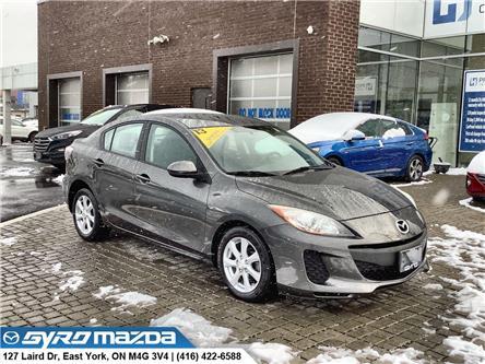 2013 Mazda Mazda3 GX (Stk: 30135B) in East York - Image 1 of 27
