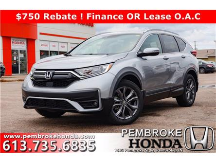 2021 Honda CR-V Sport (Stk: 21018) in Pembroke - Image 1 of 30