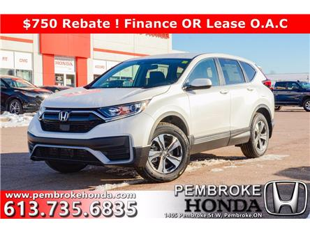 2021 Honda CR-V LX (Stk: 21030) in Pembroke - Image 1 of 29