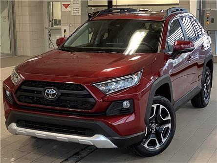2021 Toyota RAV4 Trail (Stk: 22532) in Kingston - Image 1 of 29