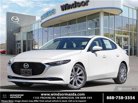 2021 Mazda Mazda3 GT (Stk: M33052) in Windsor - Image 1 of 23