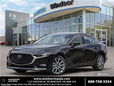 2021 Mazda Mazda3 GT (Stk: M32877) in Windsor - Image 1 of 23