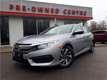 2016 Honda Civic EX (Stk: E-2472) in Brockville - Image 1 of 30